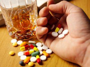 Препарат и алкоголь