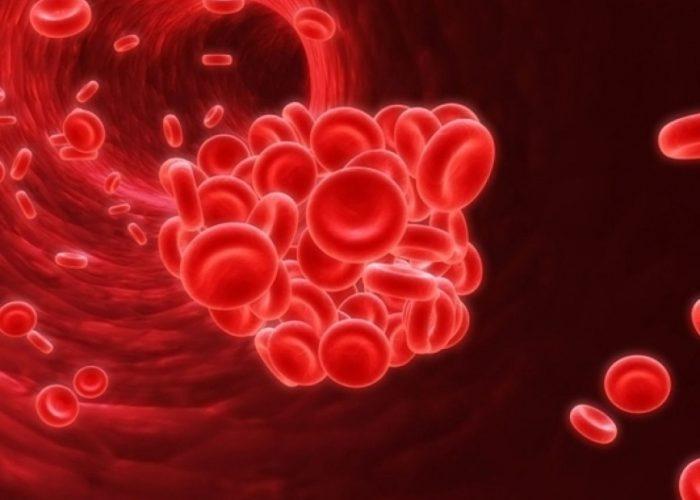 При нарушении кровообращения