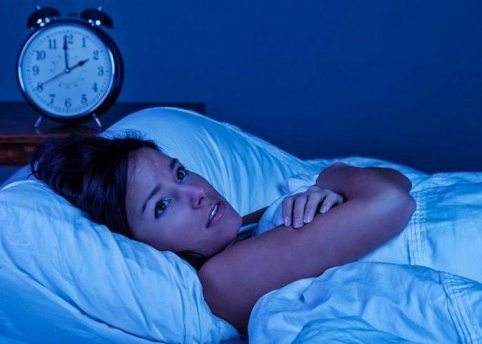 При проблемах со сном