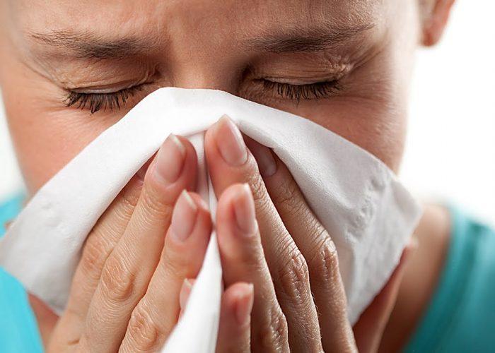 При сильных аллергических реакциях