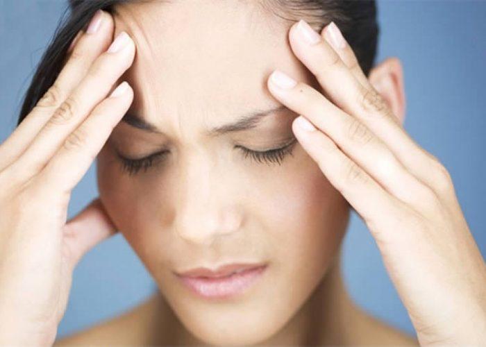 Резкие болевые импульсы в области головы