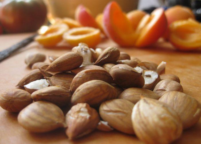 Семечки абрикоса