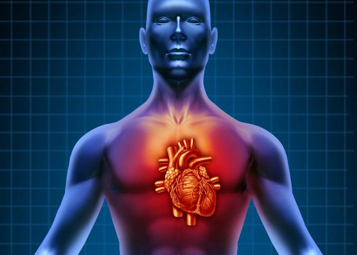 Сердечная недостаточность 2 и 3 степени