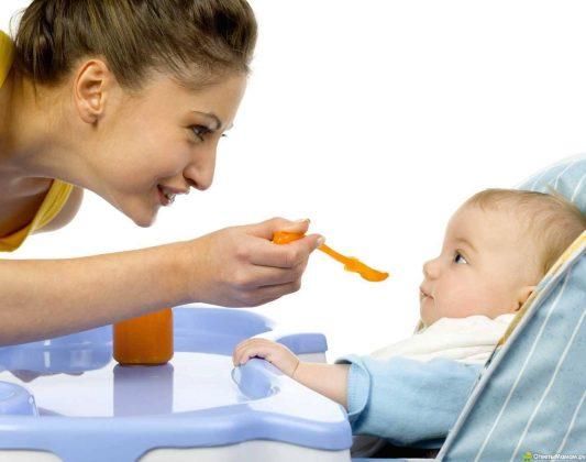 Сироп разрешен детям с 6 месяцев