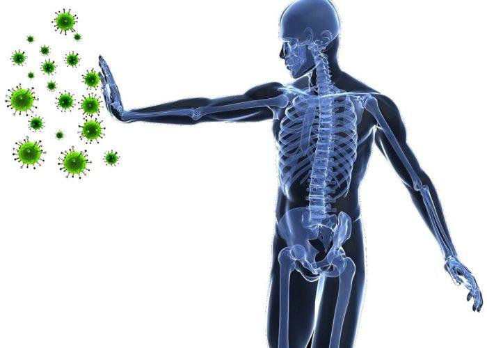 Слабая иммунная система