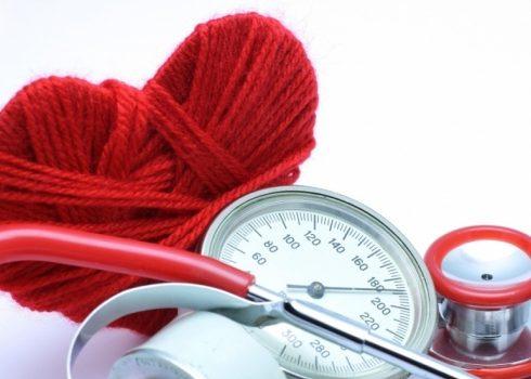 Снижение артериального давления