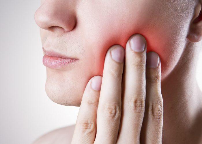 Средняя степень зубной боли