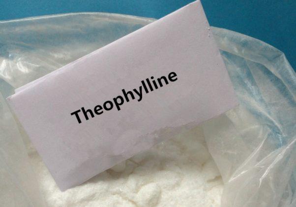 Theophylline в форме порошка