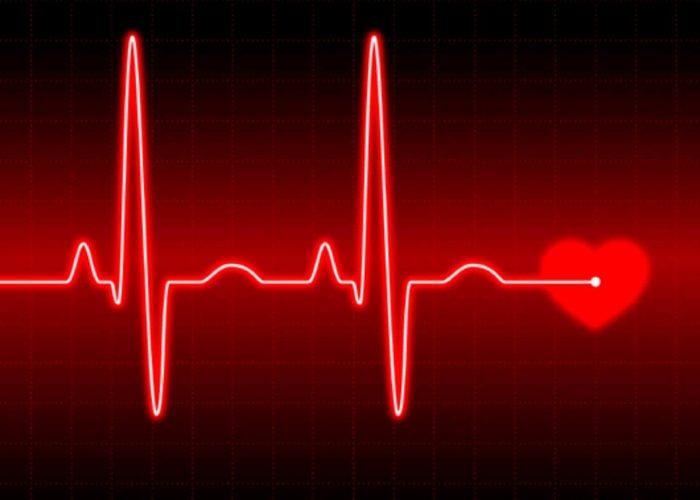 Увеличивает сердечный ритм