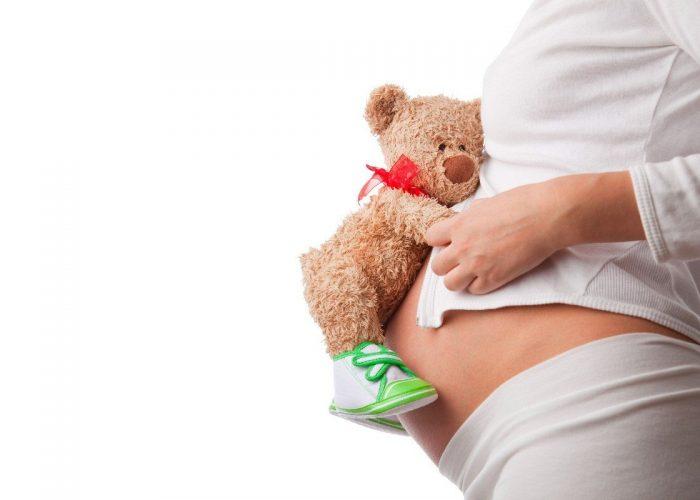 В период беременности