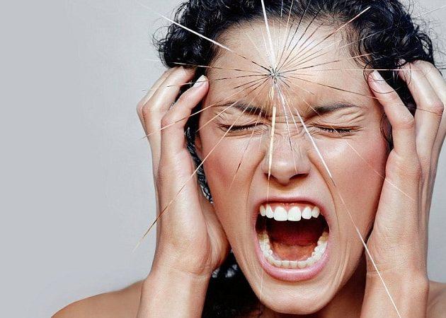 Ярко выраженные психические заболевания