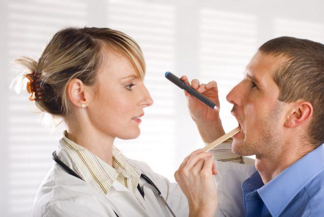 Виды и лечение ларинготрахеита у взрослых