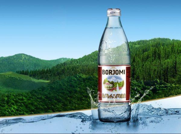Употребление Боржоми с молоком от кашля