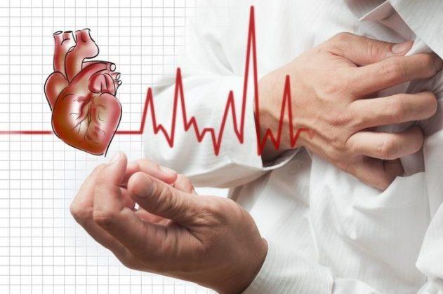 Нарушение сердечного ритма при неправильном лечении препаратом