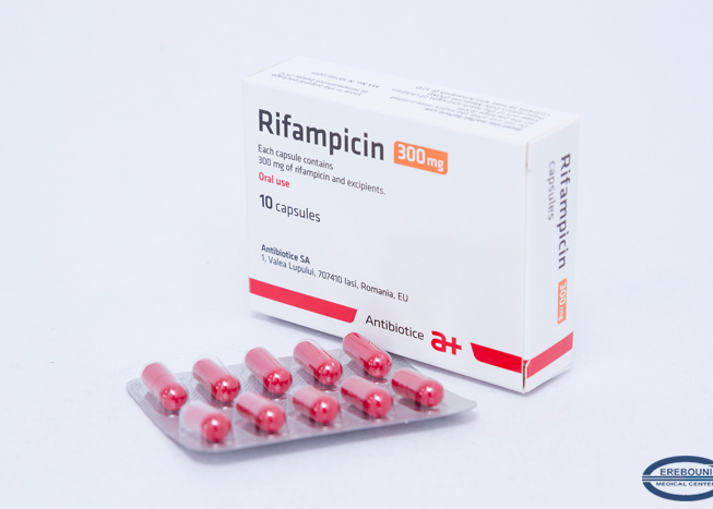 Рифампицин