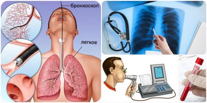 хронический бронхит курильщика диагностика