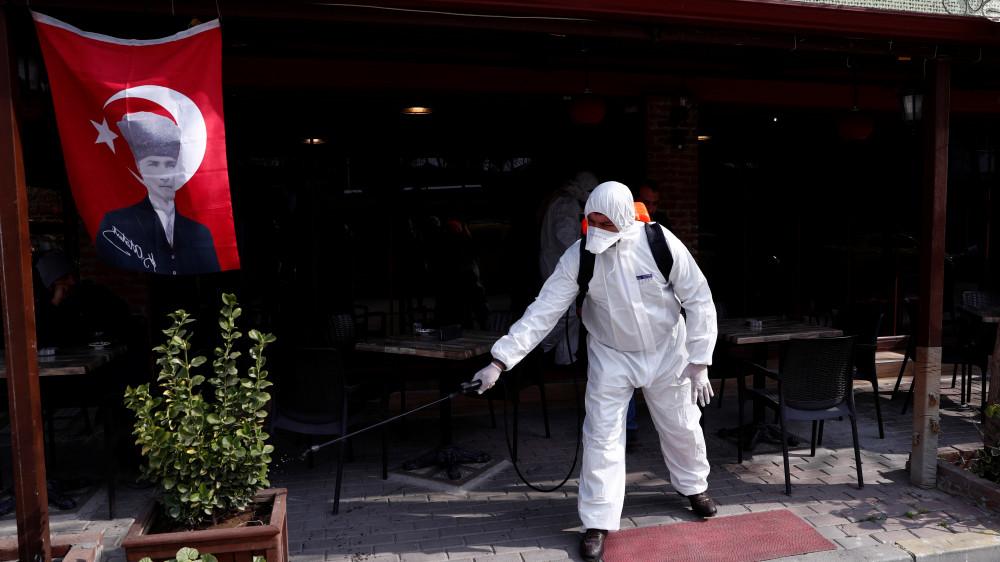 Меры борьбы с коронавирусом в Турции