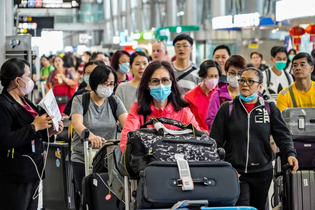 Ситуация по коронавирусу в Тайланде