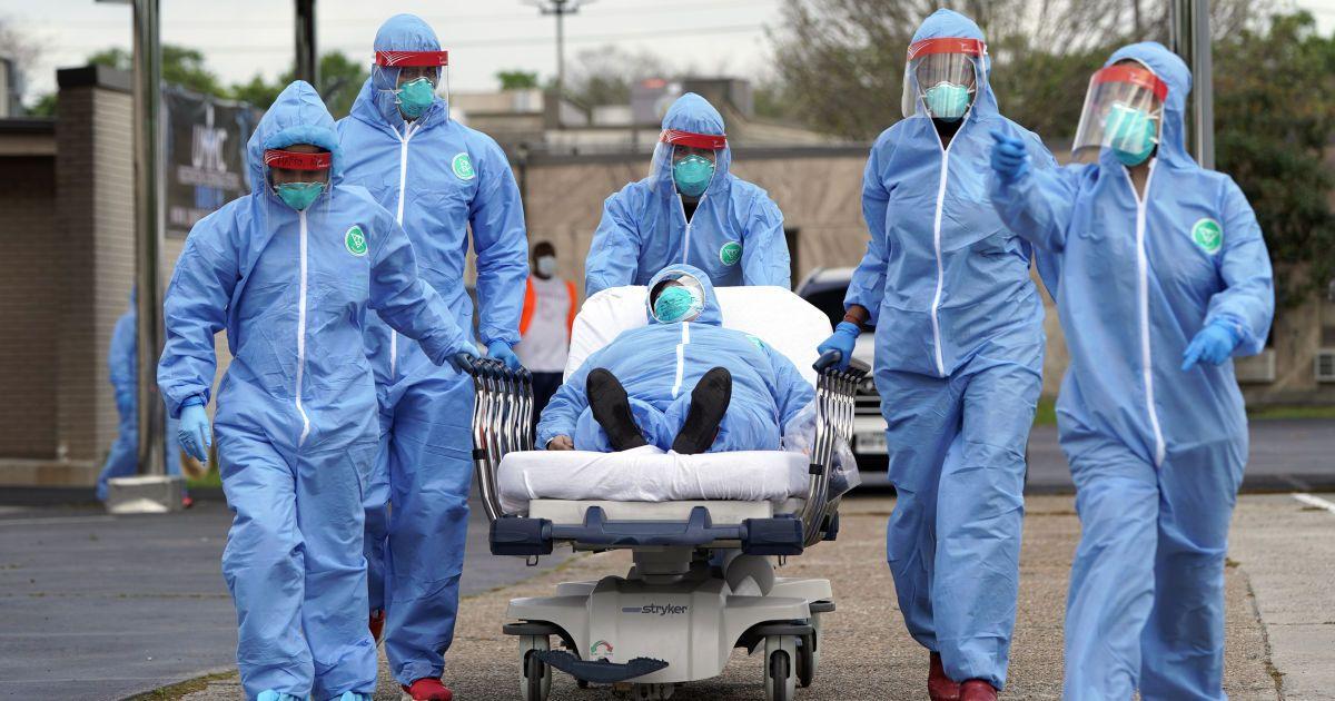 заражение коронавирусом среди медиков